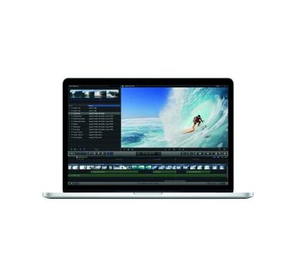 "Apple MacBook Pro MJLQ2X/A 39.1 cm (15.4"") (Retina Display, In-plane Switching (IPS) Technology) Notebook - Intel Core i7 Quad-core (4 Core) 2.20 GHz"