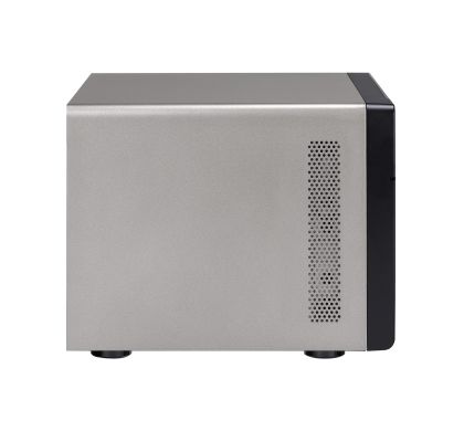 QNAP Turbo vNAS TVS-871 8 x Total Bays NAS Server - Tower Right