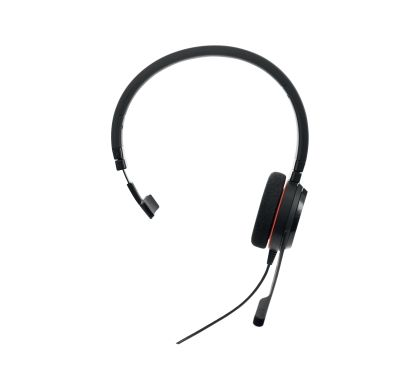 JABRA EVOLVE 20 Wired Mono Headset - Over-the-head - Supra-aural