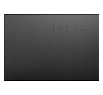 LENOVO ThinkStation P910 30B90000AU Workstation - 1 x Intel Xeon E5-2620 v4 Octa-core (8 Core) 2.10 GHz - Graphite Black LeftMaximum