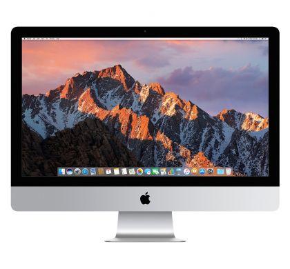 "APPLE iMac MNED2X/A VR Ready All-in-One Computer - Intel Core i5 (7th Gen) 3.80 GHz - 8 GB DDR4 SDRAM - 2 TB HHD - 68.6 cm (27"") 5120 x 2880 - Mac OS Sierra - Desktop FrontMaximum"