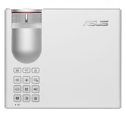 ASUS P3B 3D Ready DLP Projector - 16:10 TopMaximum