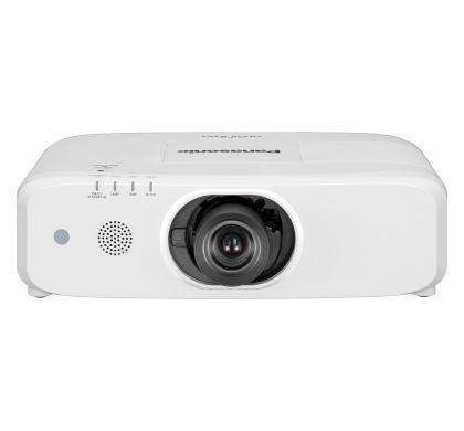 PANASONIC PT-EW650 LCD Projector - 720p - HDTV - 16:10 FrontMaximum