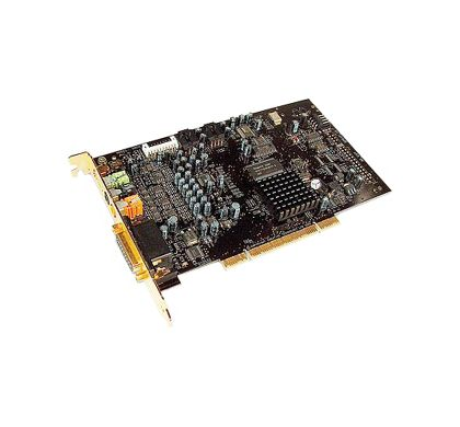 HP X-Fi XtremeGamer Sound Board - 24 bit DAC Data Width - 7.1 Sound Channels - Internal