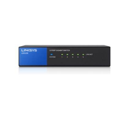 BELKIN Linksys LGS105 5 Ports Ethernet Switch