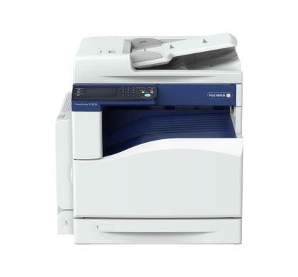 Fuji Xerox DocuCentre SC2020 LED Multifunction Printer - Colour - Plain Paper Print - Desktop