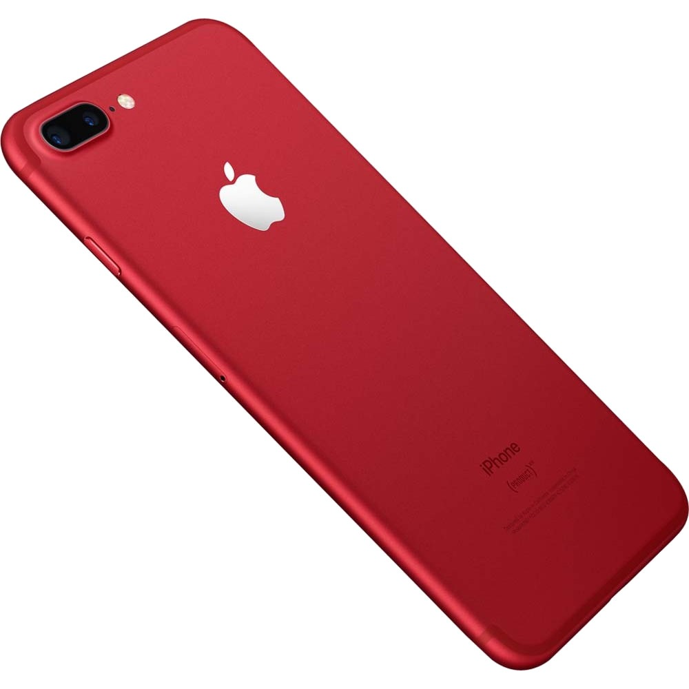 Telecommunication Phones Mobile Apple Iphone 7 Plus 128 Gb Red Edition Smartphone 4g 14 Cm 55