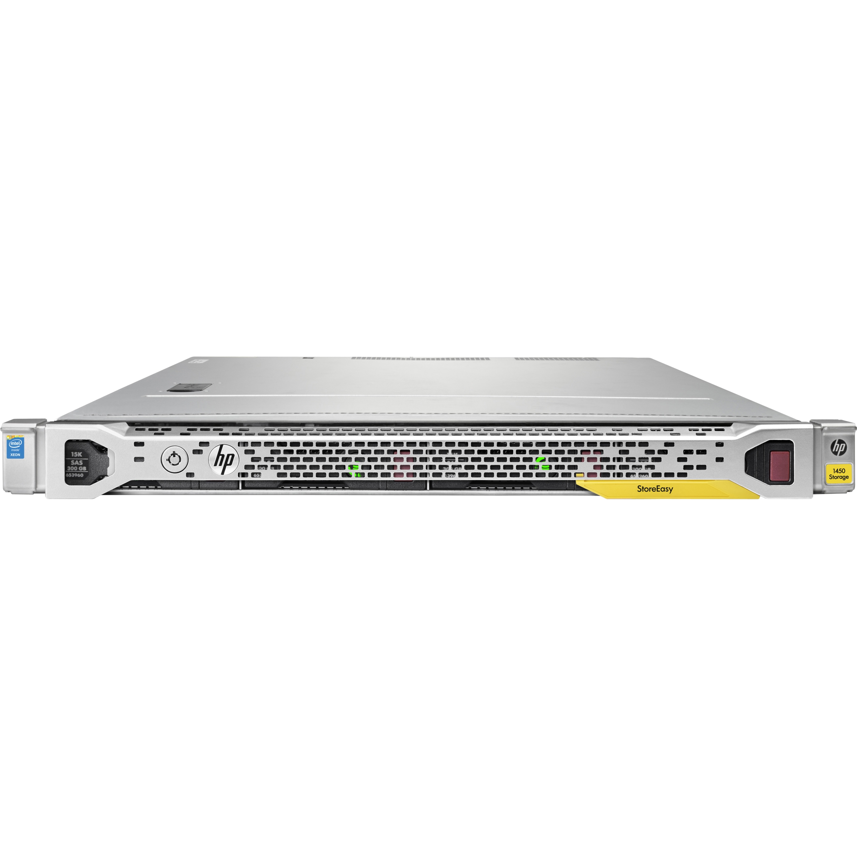 HPE HP StoreEasy 1450 4 x Total Bays SAN/NAS Storage System - 1U - Rack -mountable  sc 1 st  Vital Peripheral Supplies & Storage :: Storage Arrays u0026 Servers :: Storage Servers :: HPE HP ...