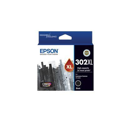 EPSON Claria Premium 302XL Ink Cartridge - Pigment Black