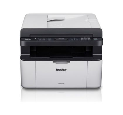 Brother MFC-1810 Laser Multifunction Printer - Monochrome - Plain Paper Print - Desktop