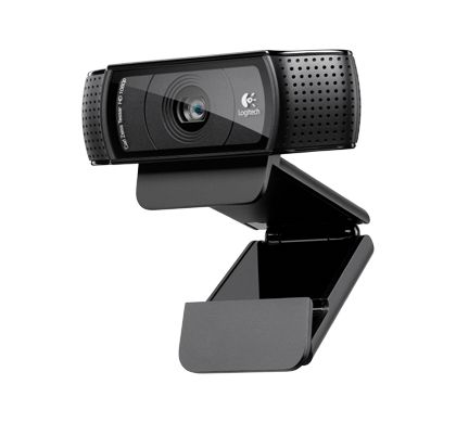 LOGITECH C920 Webcam - 30 fps - USB 2.0 Left