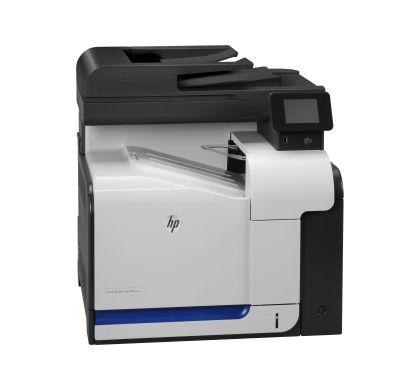 HP LaserJet Pro 500 M570DW Laser Multifunction Printer - Colour - Plain Paper Print - Desktop Right