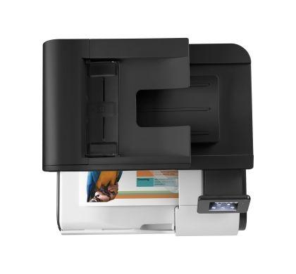 HP LaserJet Pro 500 M570DW Laser Multifunction Printer - Colour - Plain Paper Print - Desktop Top