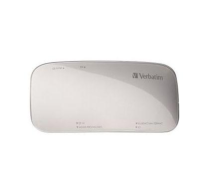 Verbatim 97706 Flash Reader - USB 3.0 - External