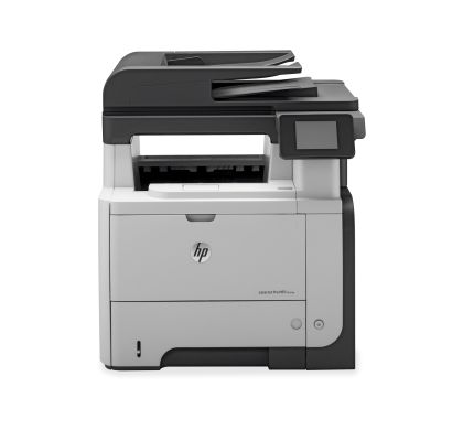 HP LaserJet Pro M521DN Laser Multifunction Printer - Monochrome - Plain Paper Print - Desktop Front