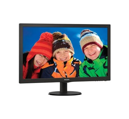 "PHILIPS 273V5LHAB 68.6 cm (27"") LED LCD Monitor - 16:9 - 5 ms Right"