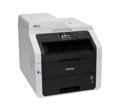 Brother MFC-9330CDW LED Multifunction Printer - Colour - Plain Paper Print - Desktop Right