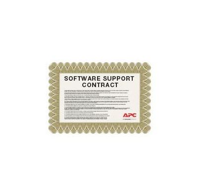 APC Software Maintenance Contract - 1 Year - Service