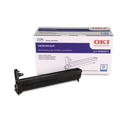 44064035 OKI 44064035 LED Imaging Drum - Cyan