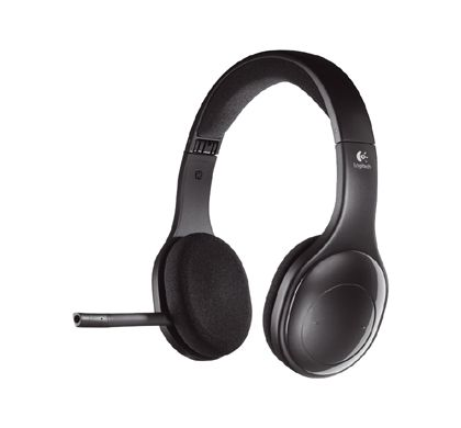 LOGITECH H800 Wireless Bluetooth Stereo Headset - Over-the-head Left