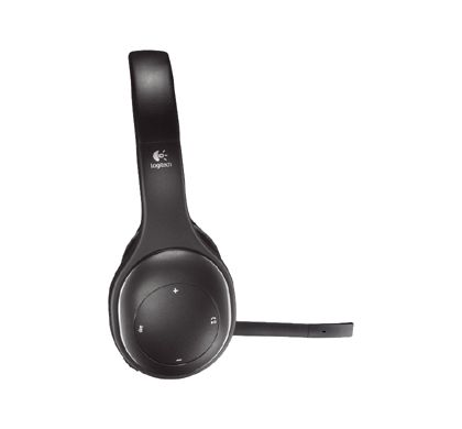 LOGITECH H800 Wireless Bluetooth Stereo Headset - Over-the-head Right