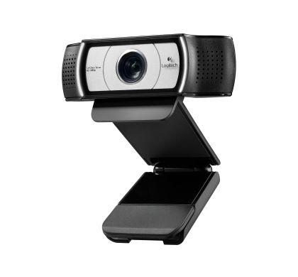 LOGITECH C930e Webcam - 30 fps - USB 2.0 Left