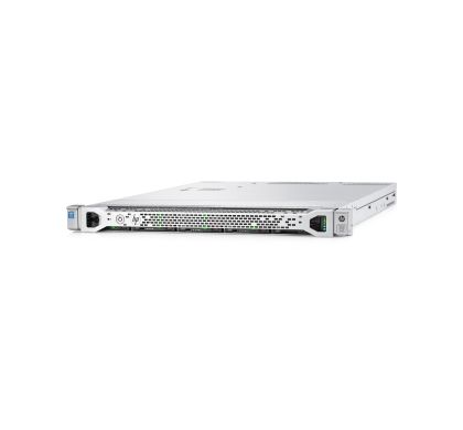 HP ProLiant DL360 G9 1U Rack Server - 1 x Intel Xeon E5-2630 v3 Octa-core (8 Core) 2.40 GHz Left