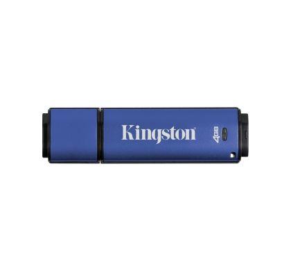 Kingston DataTraveler Vault 4 GB USB 3.0 Flash Drive Top