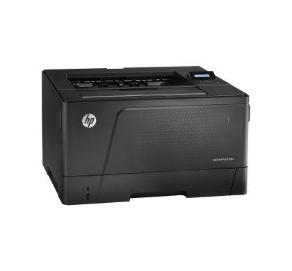 HP LaserJet Pro M706N Laser Printer - Monochrome - 1200 x 1200 dpi Print - Plain Paper Print - Desktop Right