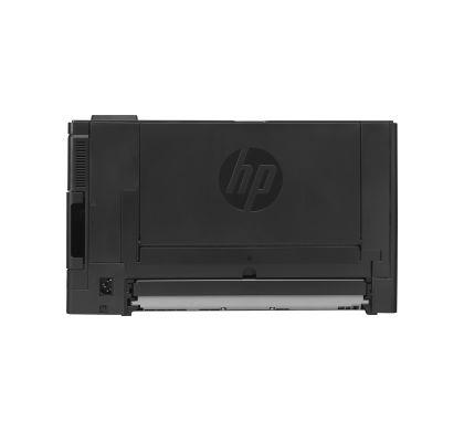 HP LaserJet Pro M706N Laser Printer - Monochrome - 1200 x 1200 dpi Print - Plain Paper Print - Desktop Rear