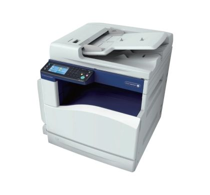 Fuji Xerox DocuCentre SC2020 LED Multifunction Printer - Colour - Plain Paper Print - Desktop Left