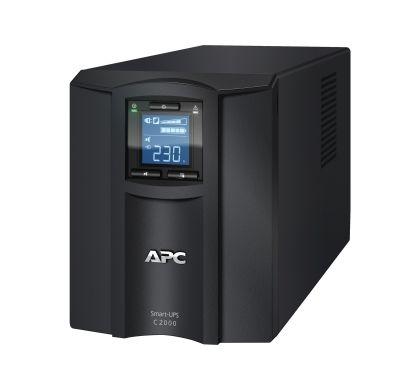 APC Smart-UPS Line-interactive UPS - 2000 VA/1300 WTower Left