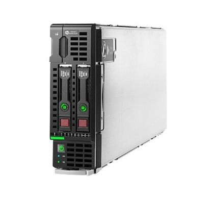 HP ProLiant BL460c G9 Blade Server - 1 x Intel Xeon E5-2620 v3 Hexa-core (6 Core) 2.40 GHz Left
