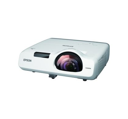 Epson EB-535W LCD Projector - HDTV - 16:10 Left