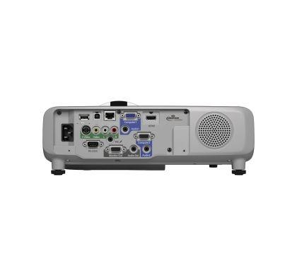 Epson EB-535W LCD Projector - HDTV - 16:10 Rear