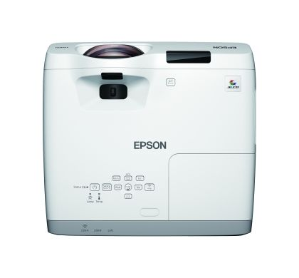 Epson EB-535W LCD Projector - HDTV - 16:10 Top
