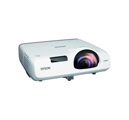 Epson EB-535W LCD Projector - HDTV - 16:10 Right