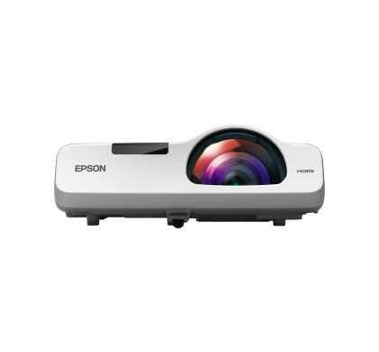 Epson EB-520 LCD Projector - 720p - HDTV - 4:3 Front
