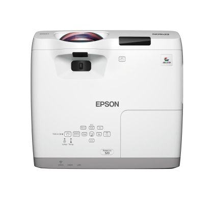 Epson EB-520 LCD Projector - 720p - HDTV - 4:3 Top