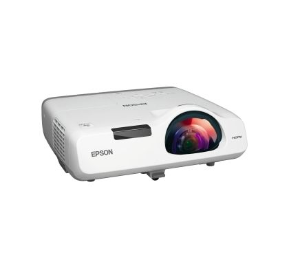 Epson EB-520 LCD Projector - 720p - HDTV - 4:3 Right