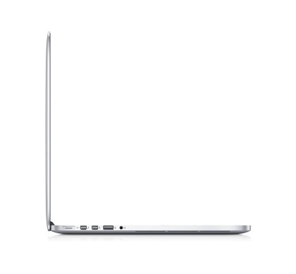 "Apple MacBook Pro MJLQ2X/A 39.1 cm (15.4"") (Retina Display, In-plane Switching (IPS) Technology) Notebook - Intel Core i7 Quad-core (4 Core) 2.20 GHz Right"