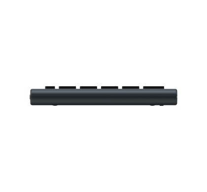 LOGITECH K830 Keyboard - Wireless Connectivity - Bluetooth Right