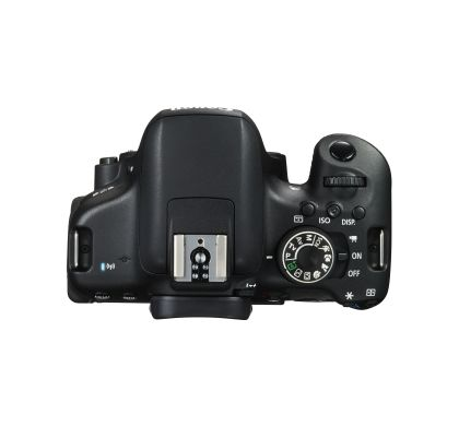 CANON EOS 750D 24.2 Megapixel Digital SLR Camera Body Only Top