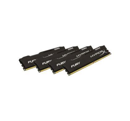 KINGSTON HyperX Fury RAM Module - 16 GB (4 x 4 GB) - DDR4 SDRAM