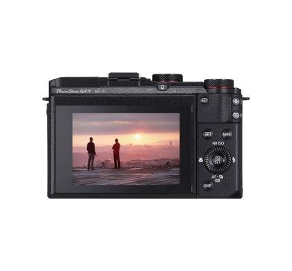 CANON PowerShot G3 X 20.2 Megapixel Bridge Camera Rear