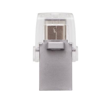 KINGSTON DataTraveler microDuo 3C 32 GB USB 3.1 Flash Drive Bottom