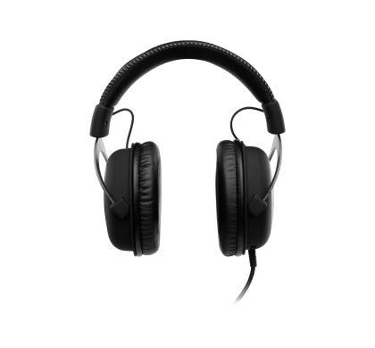 KINGSTON HyperX Cloud II Wired 53 mm Surround Headset - Over-the-head - Circumaural - Gun Metal Front