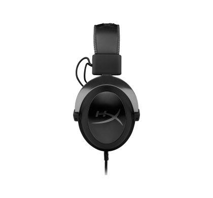 KINGSTON HyperX Cloud II Wired 53 mm Surround Headset - Over-the-head - Circumaural - Gun Metal Right