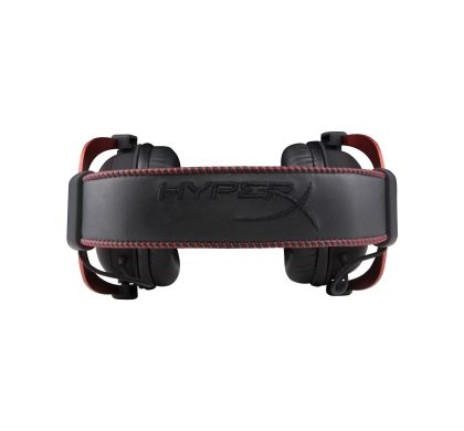 KINGSTON HyperX Cloud II Wired Surround Headset - Over-the-head - Circumaural - Red Top