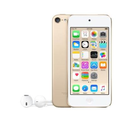 APPLE iPod touch 6G 32 GB Gold Flash Portable Media Player